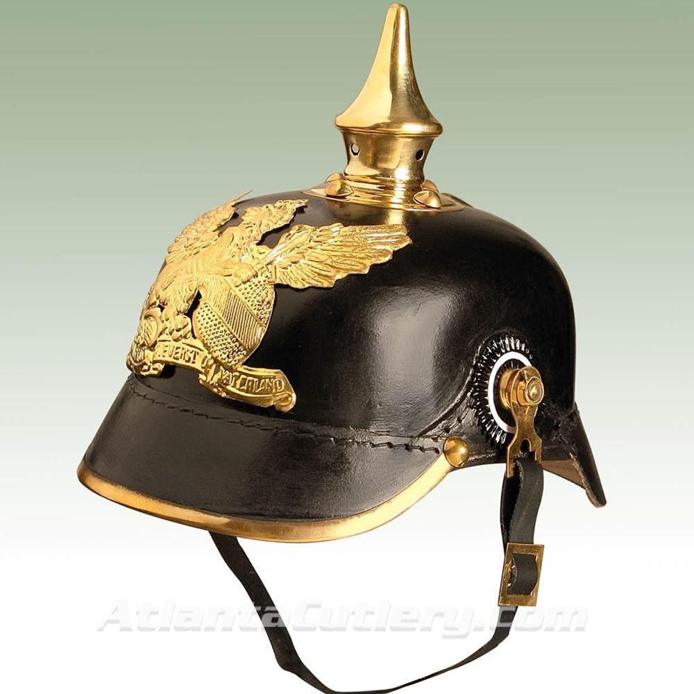 Picture of Baden Infantry Helmet