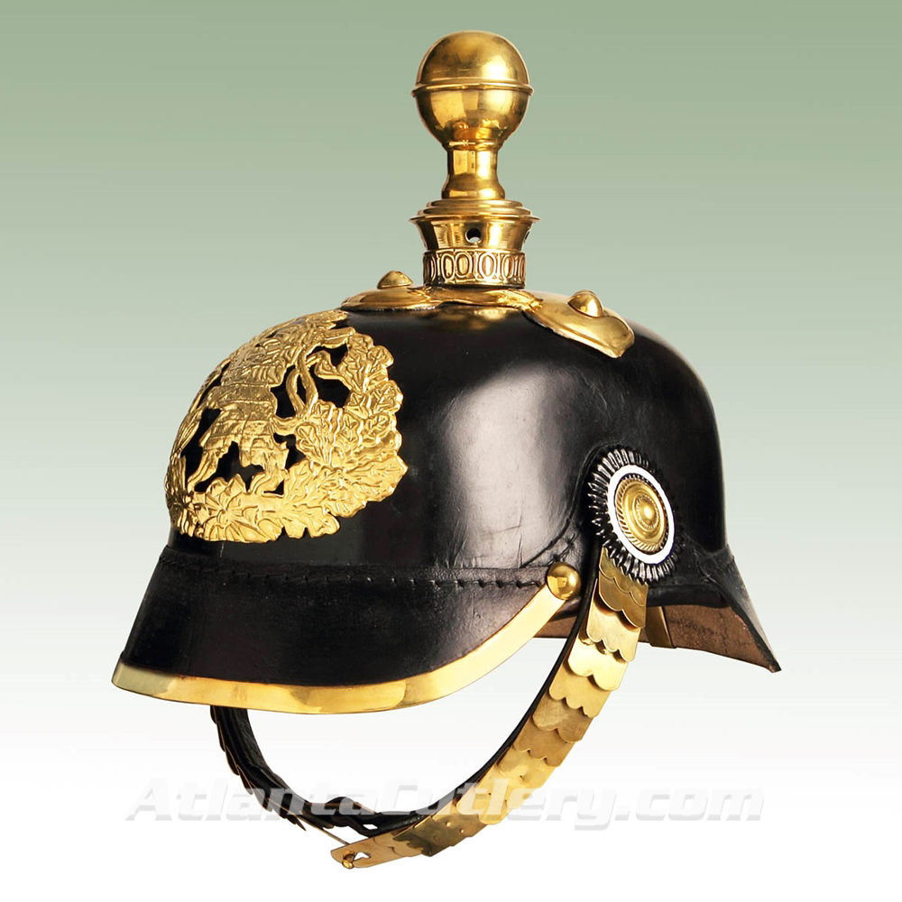 Picture of Hessian Field Artillery Officer Helmet