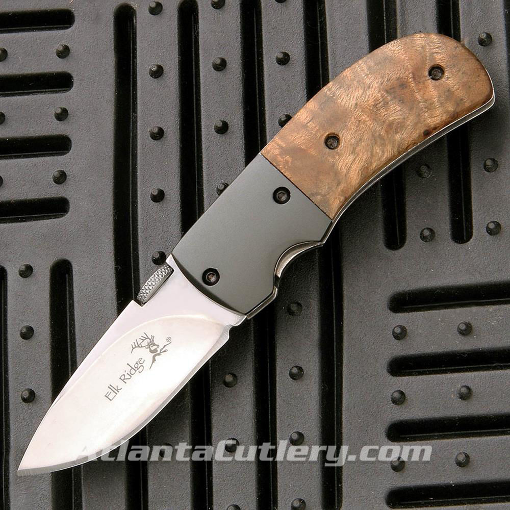 Picture of Executive Wood Scale Knife