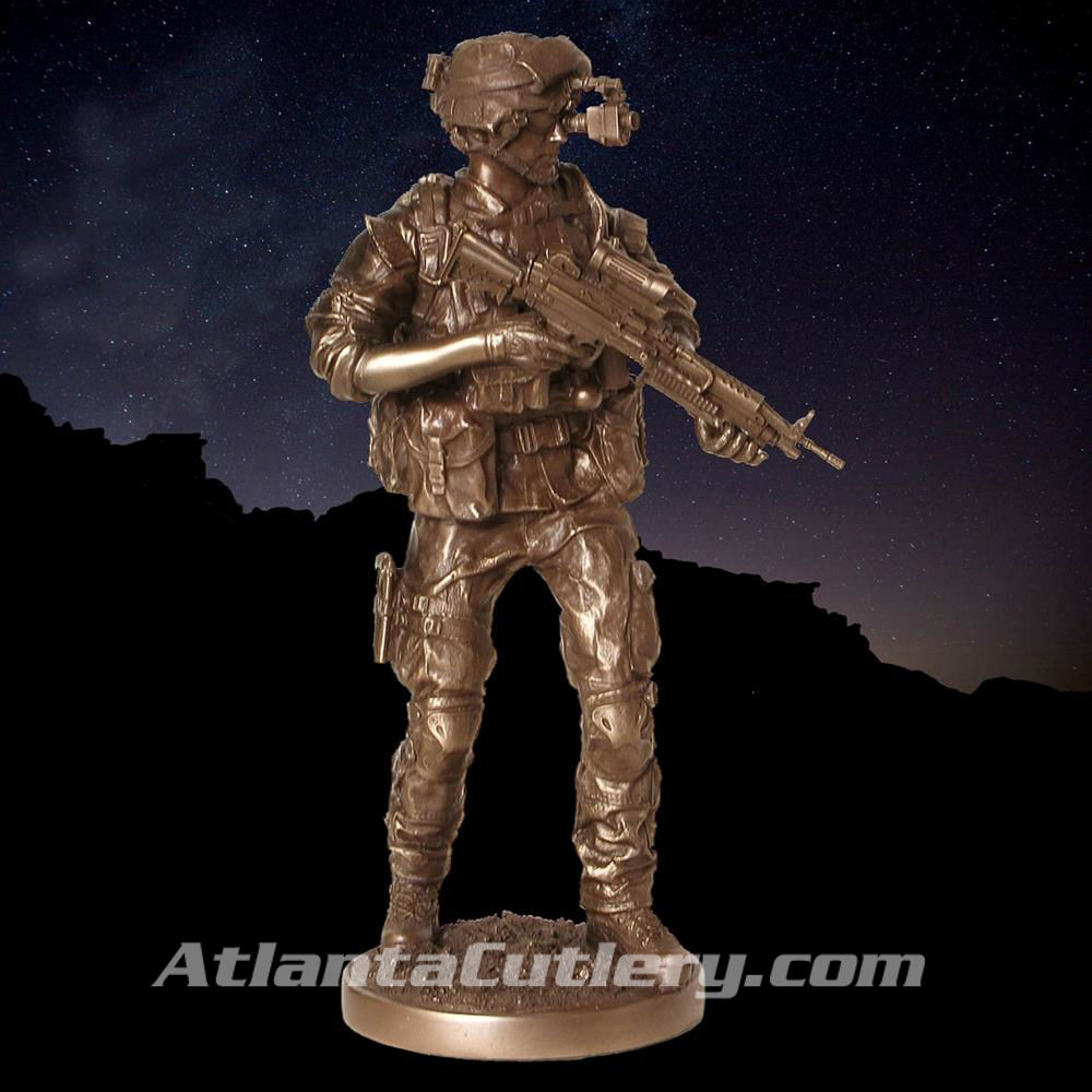 Picture of Night Mission Statue