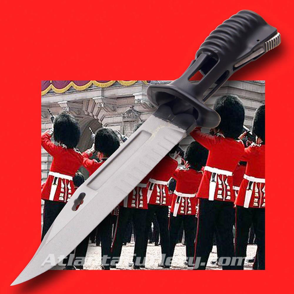 Picture of British SA-80 Bayonet