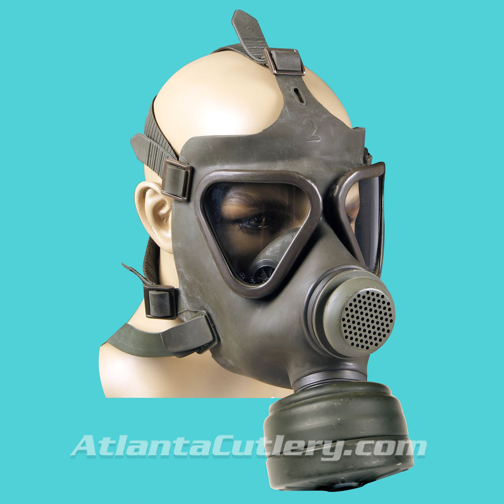 Picture of M65 Drager NATO Gas Mask