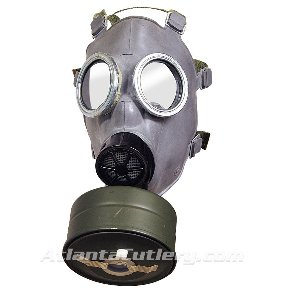 Picture of Genuine Polish MC-1 Gas Mask