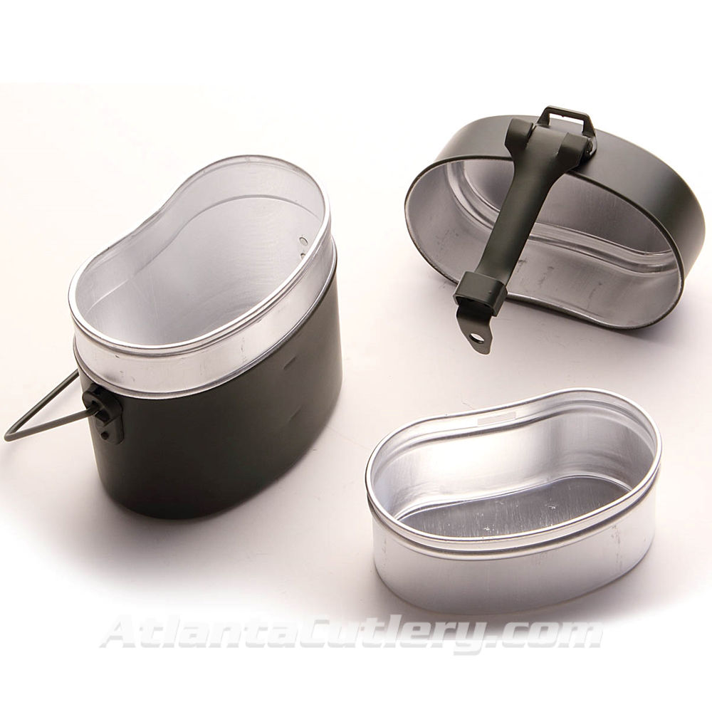 Picture of WWII German Mess Kit