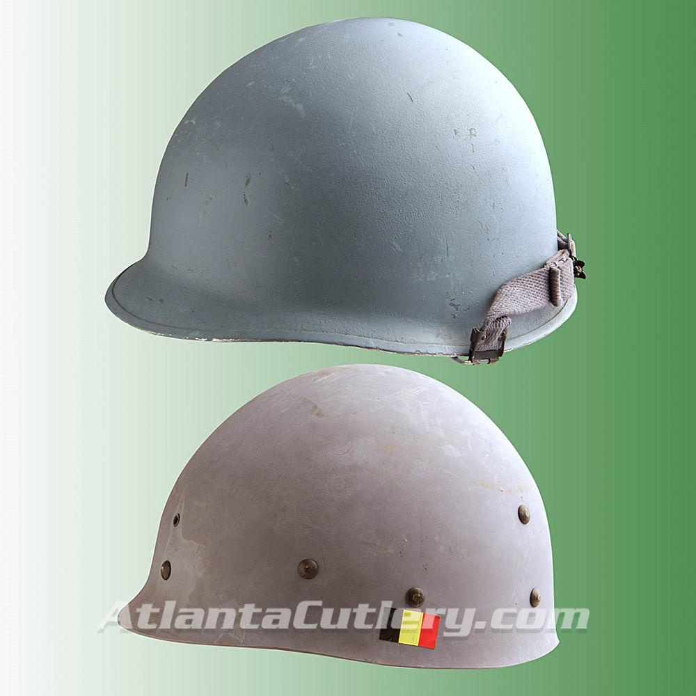 Picture of European M1 Surplus Helmet