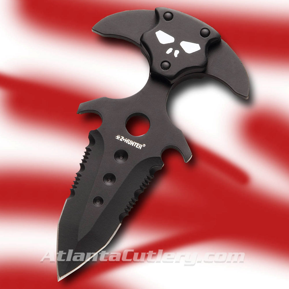 Picture of Midnight Demon Push Dagger