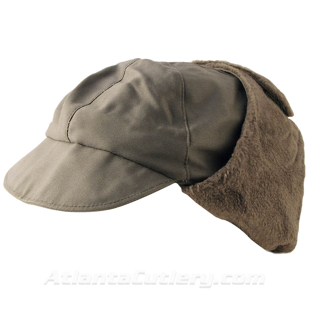 Picture of Genuine German Army Winter Cap