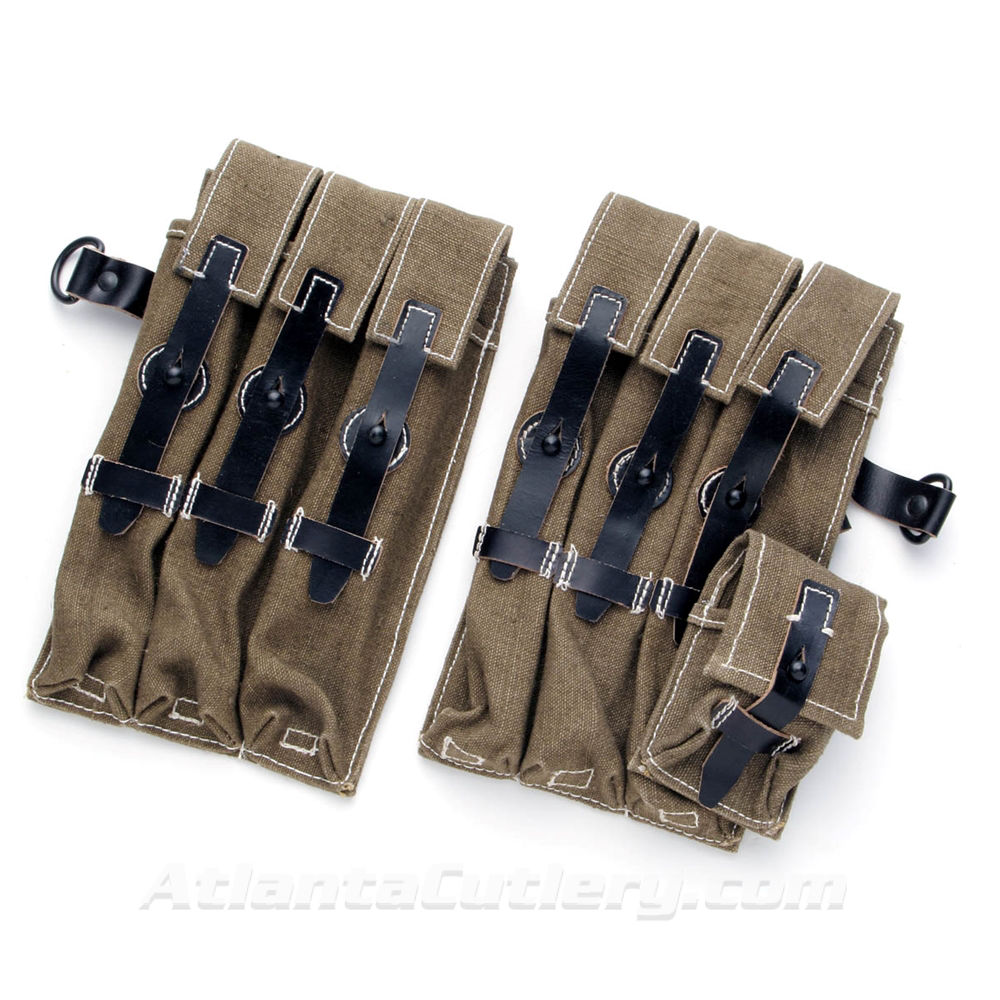 Picture of German WWII MP 38/40 Mag Pouch