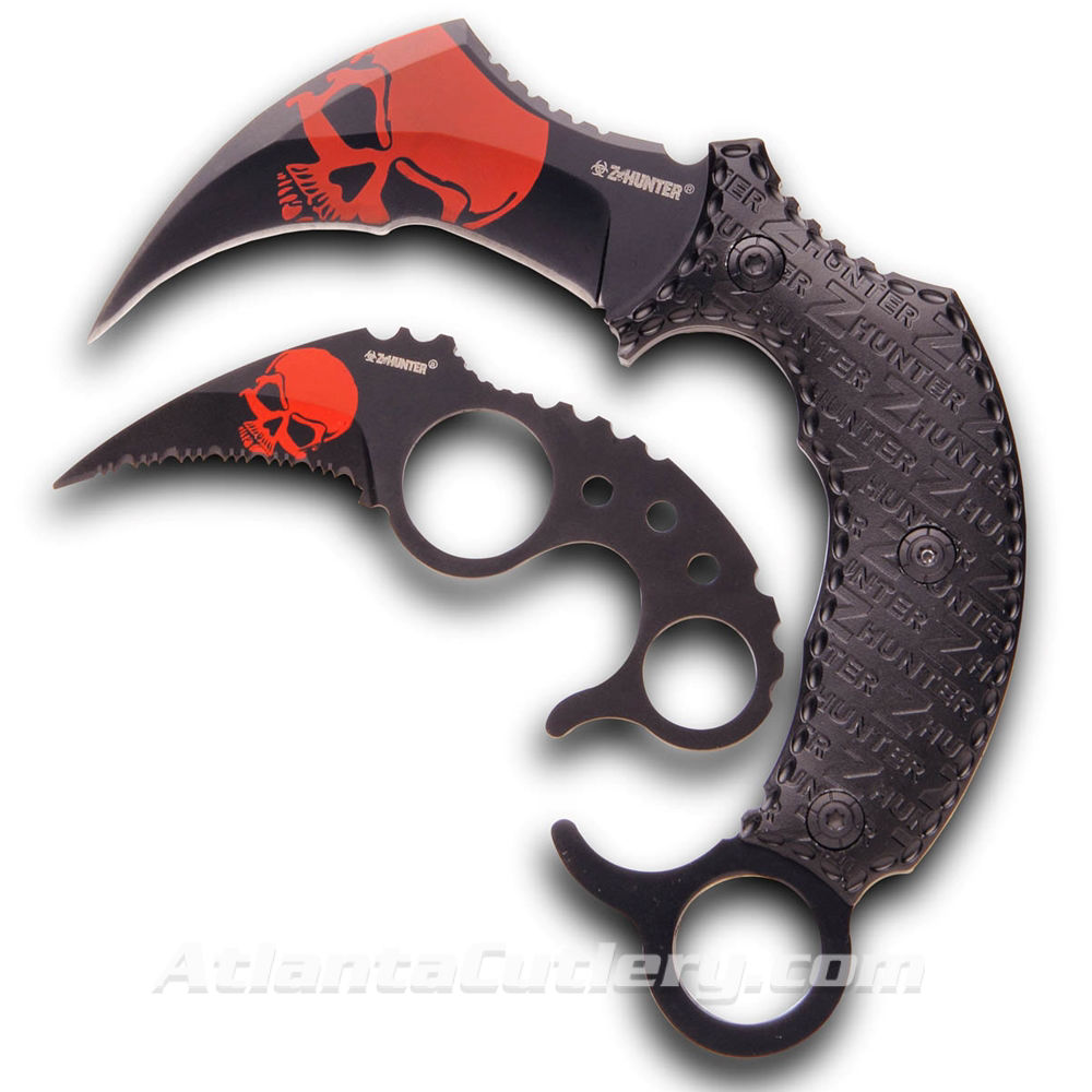 Picture of Z-Hunter Karambit Set