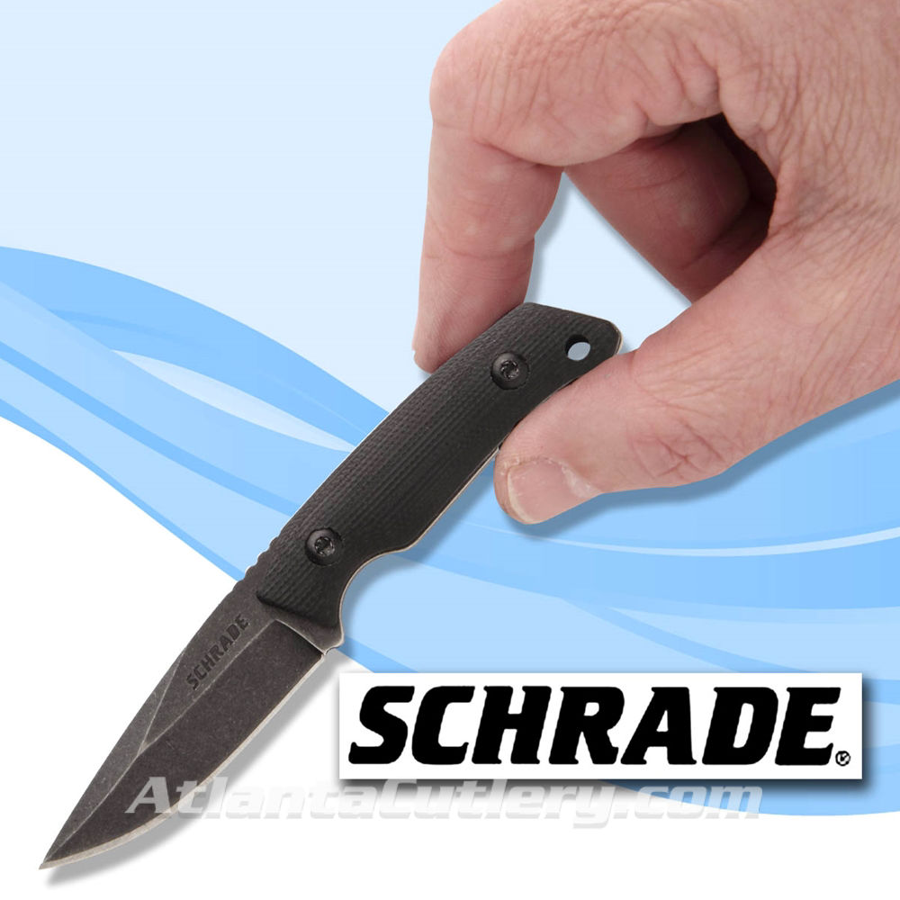 Picture of Schrade Neck Knife