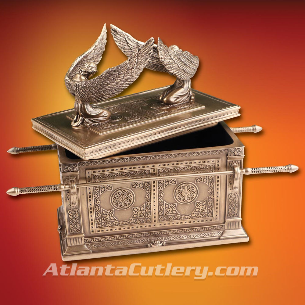 Picture of Ark of the Covenant Box