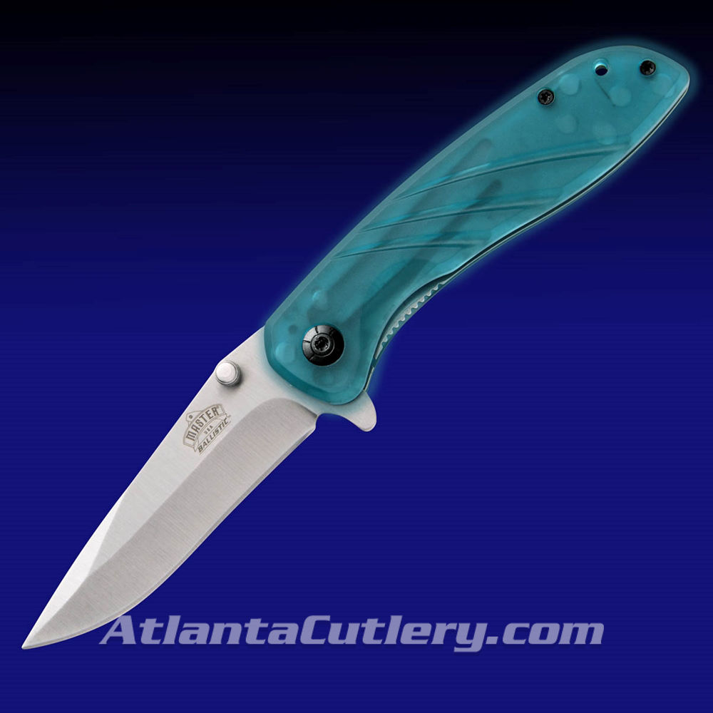 Picture of Aqua Glow Scales Knife