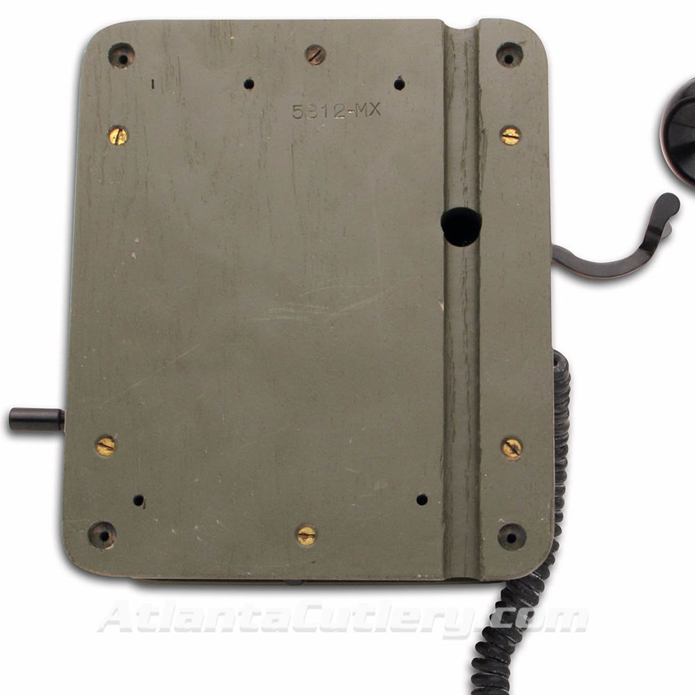 Picture of Kellogg WWII Switchboard Telephone Military Surplus