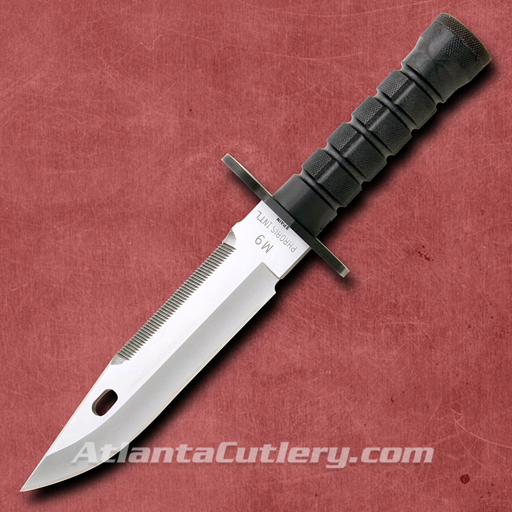 Picture of Phrobis M9-A1 Bayonet with Box