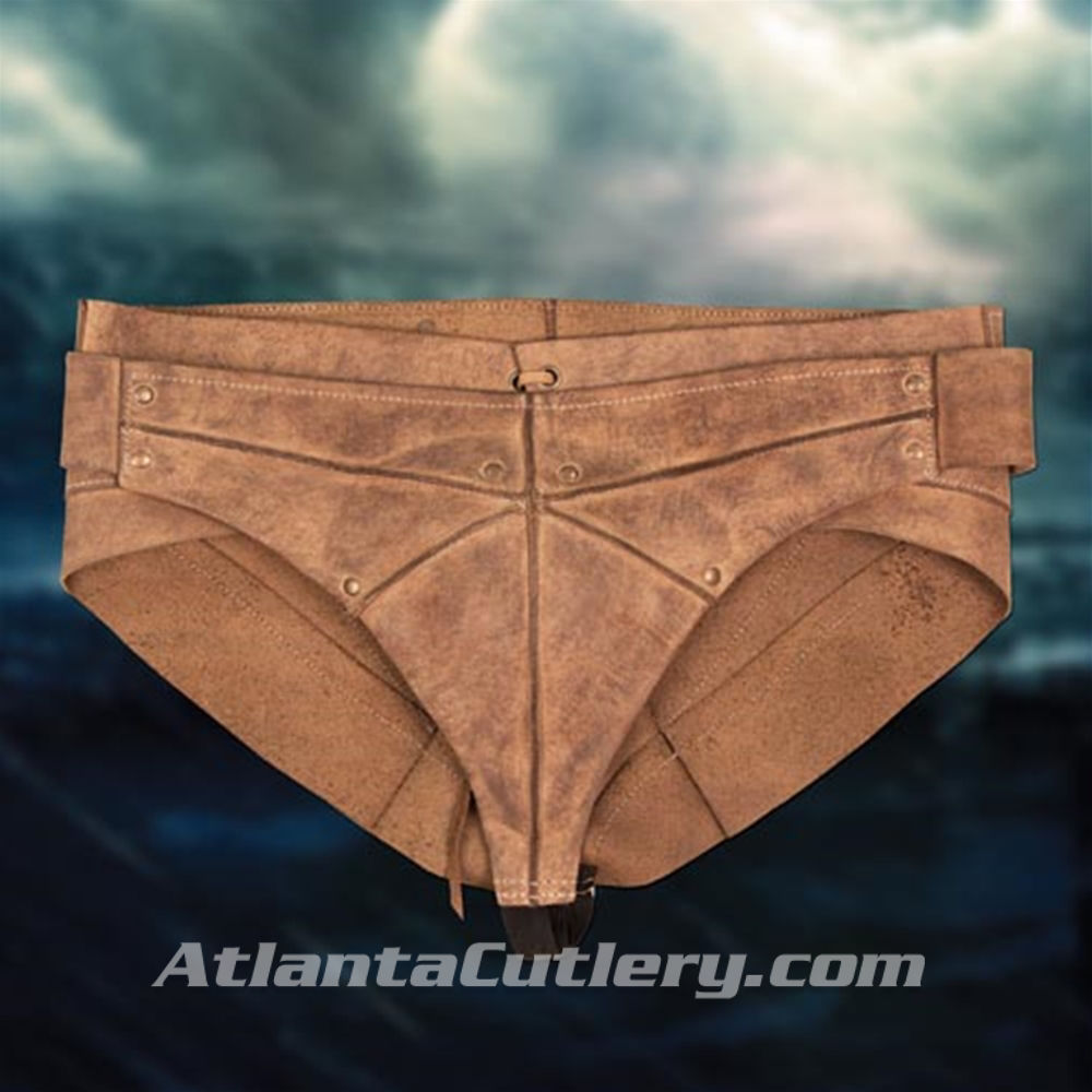 Picture of Greek Leather Briefs