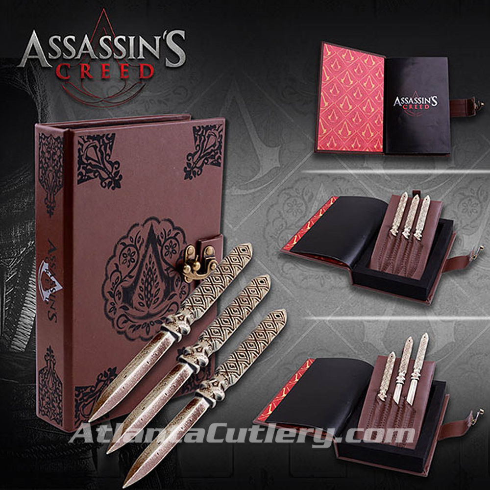 Picture of Aguilar's Book of Hidden Knives