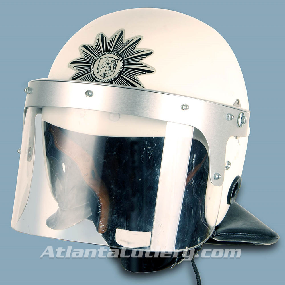 Picture of Surplus East German Military Police Riot Helmet