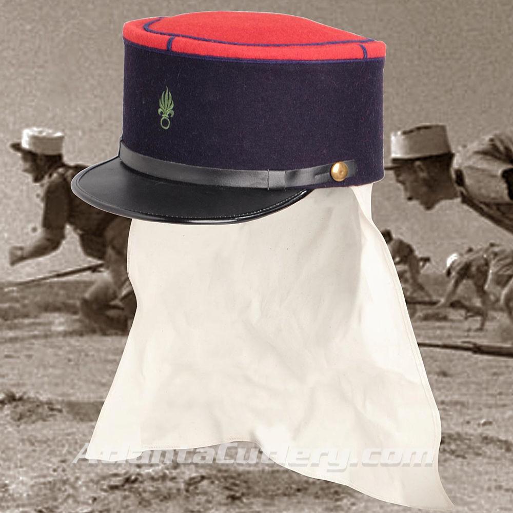 Picture of French Foreign Legion Sahara Kepi