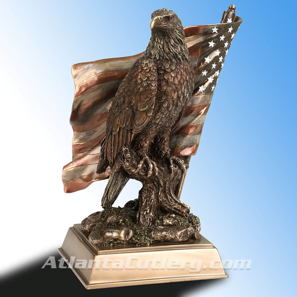 Picture of American Pride Bald Eagle Statue