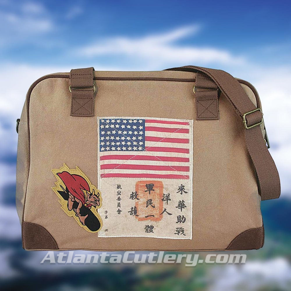 WWII Pilot Corsair Fighter Bag