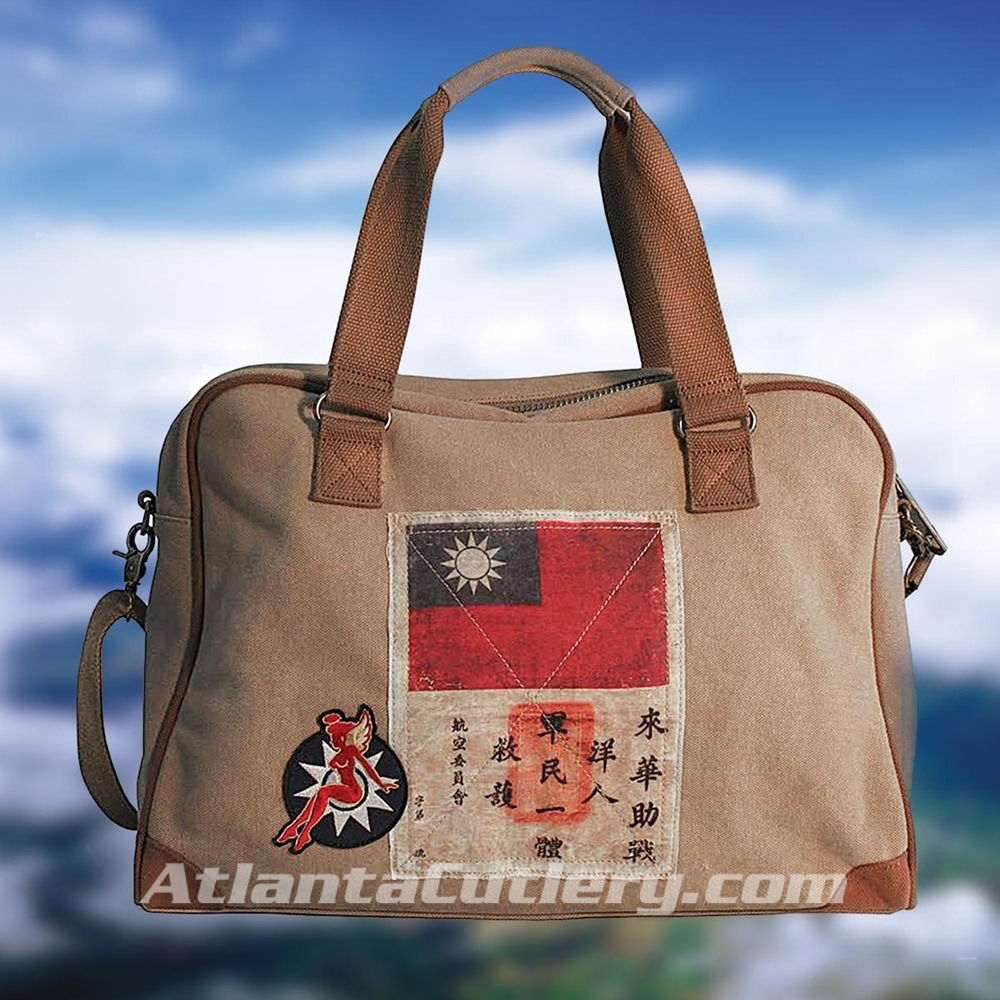 WWII Flying Tiger  Pilot Bag