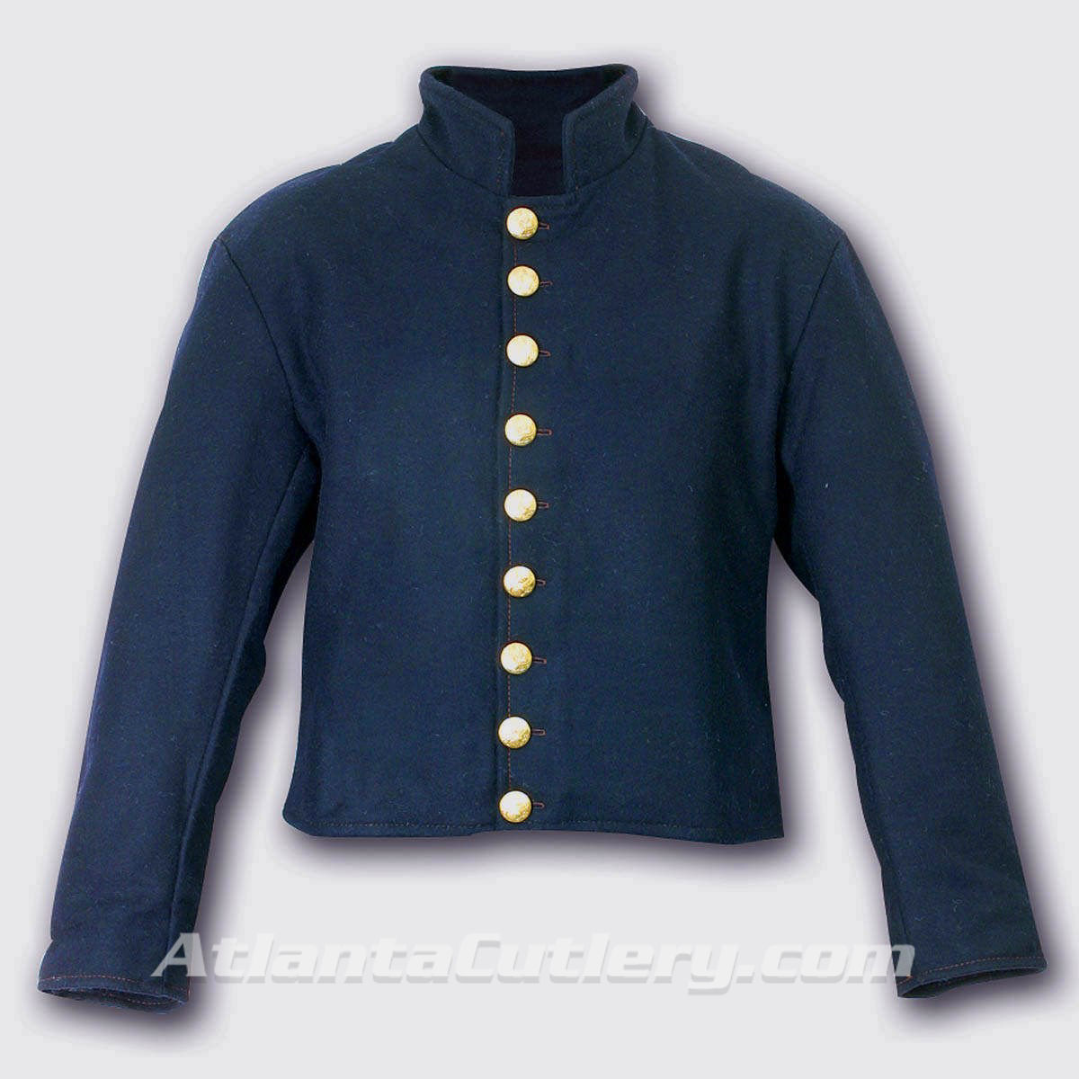 Union Officer's Round-About  Civil War Jacket