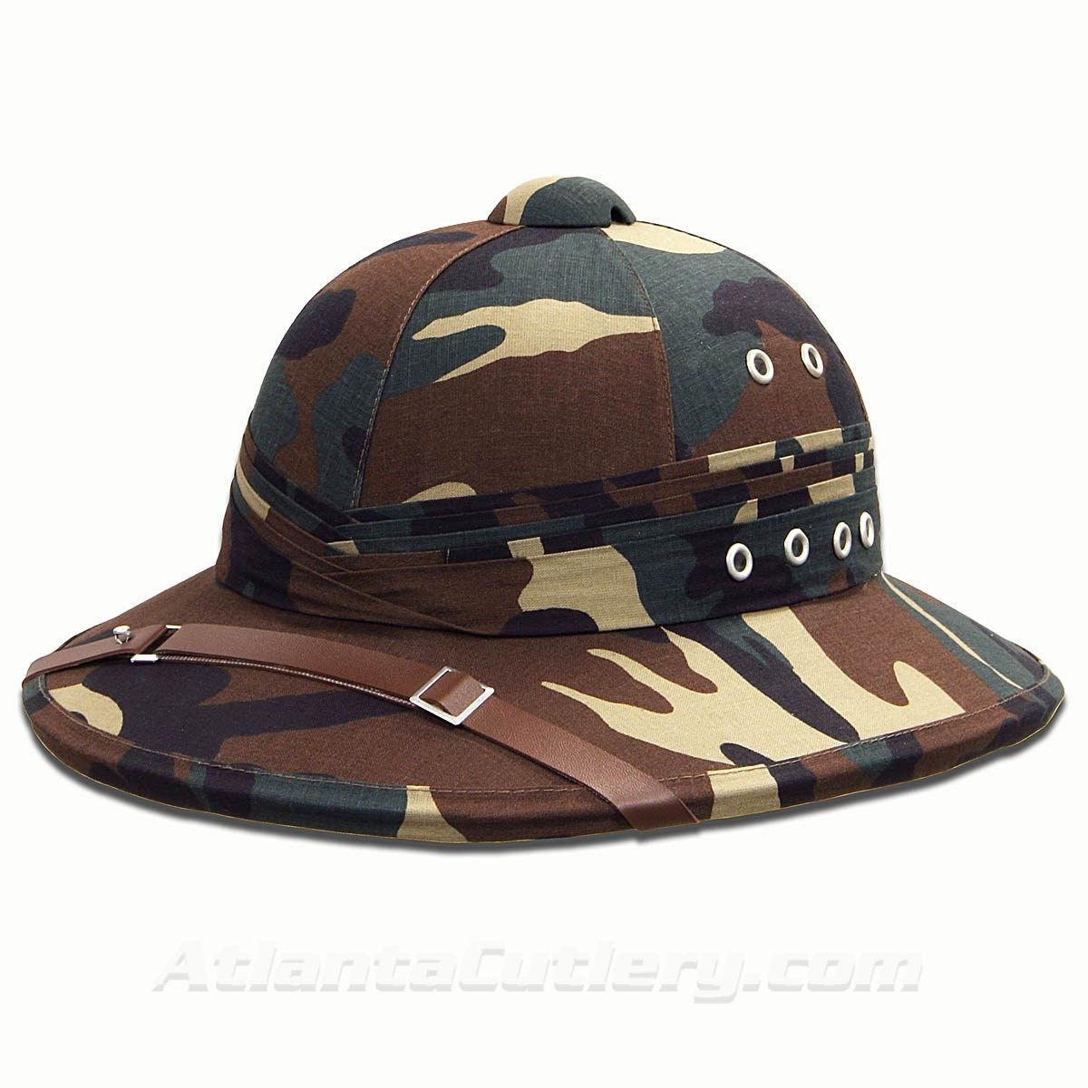 US Style Pith Helmet