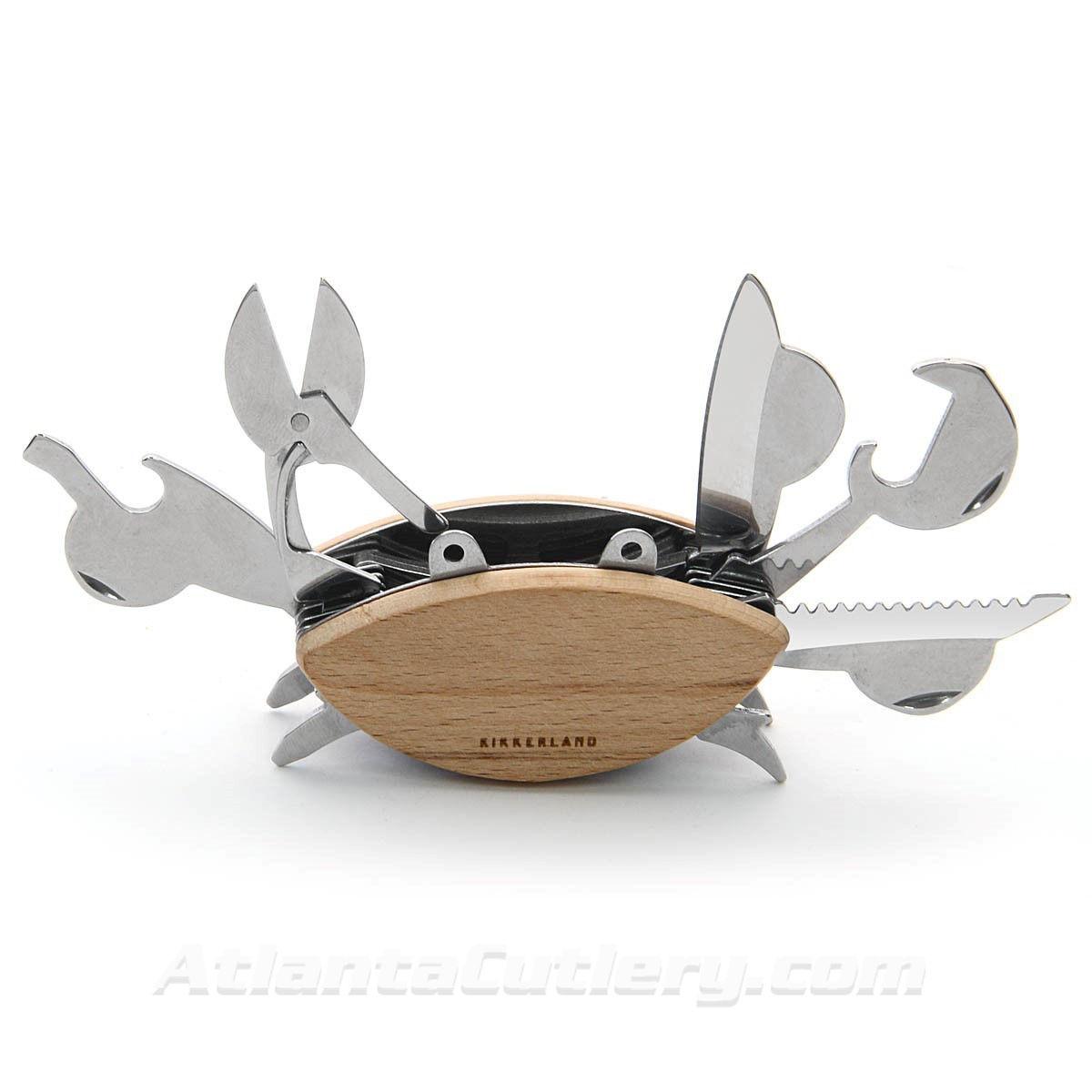 Kikkerland Crab Multi-Tool