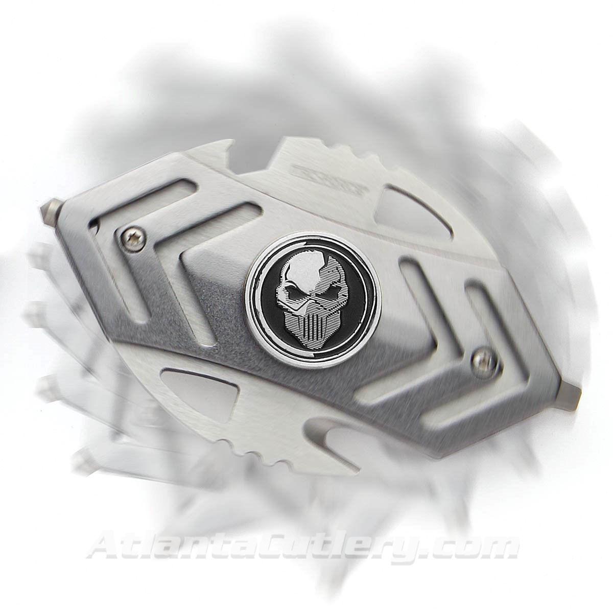 Sliver Multi-Tool Fidget Spinner