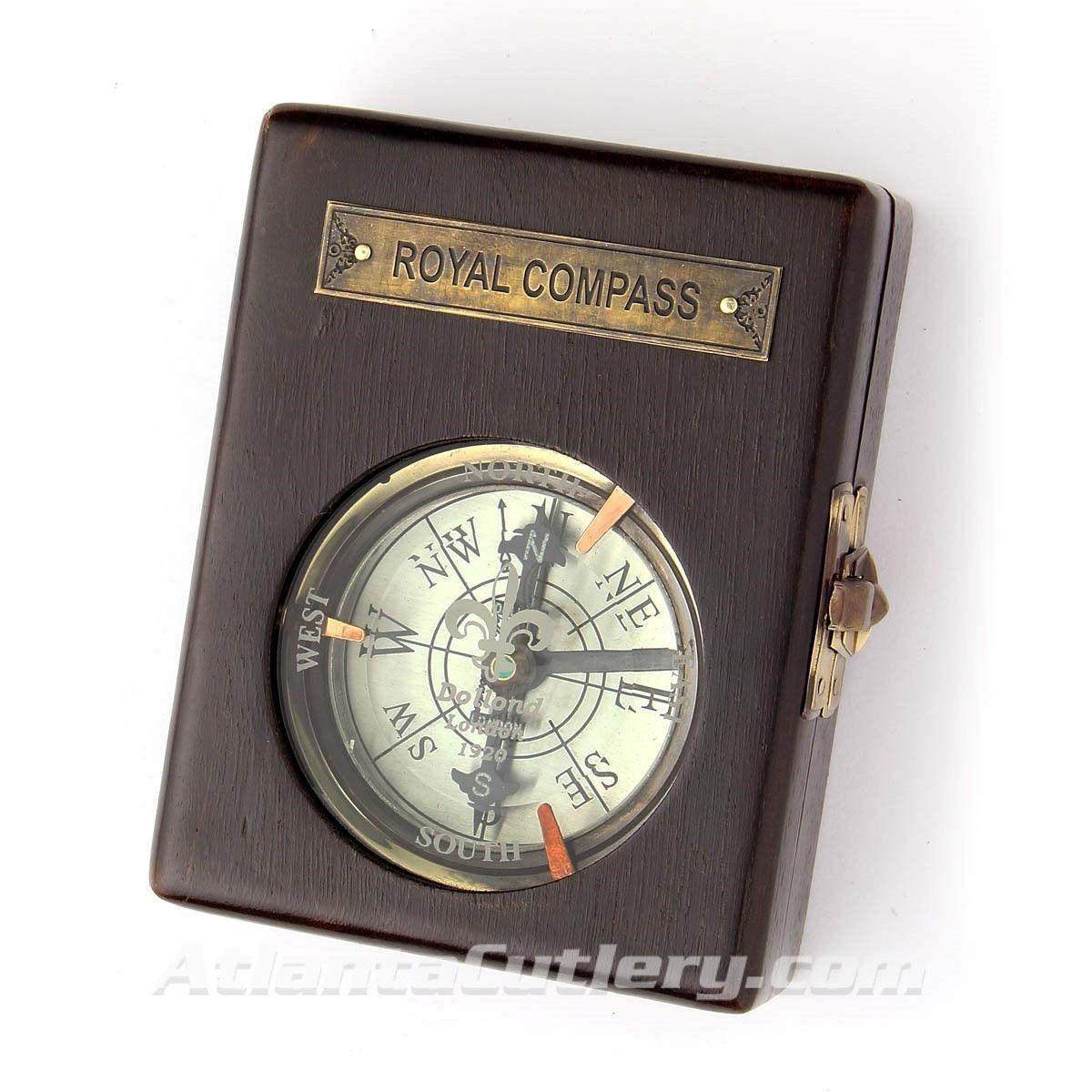 Royal Navy Compass 1920