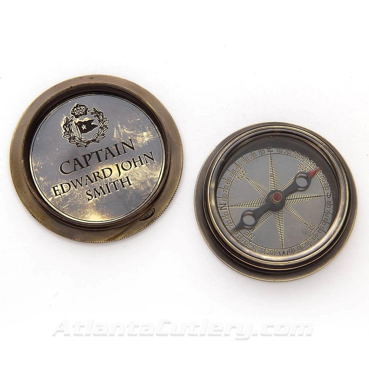 RMS Titanic Portable Compass