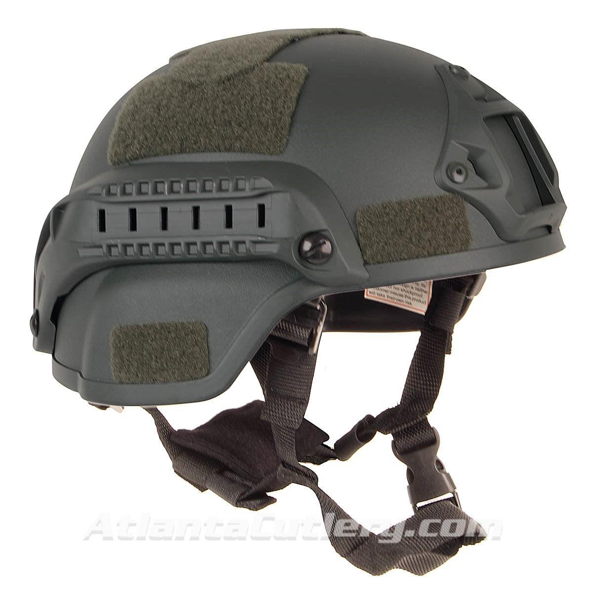 IBH MICH 2001 Replica Helmet