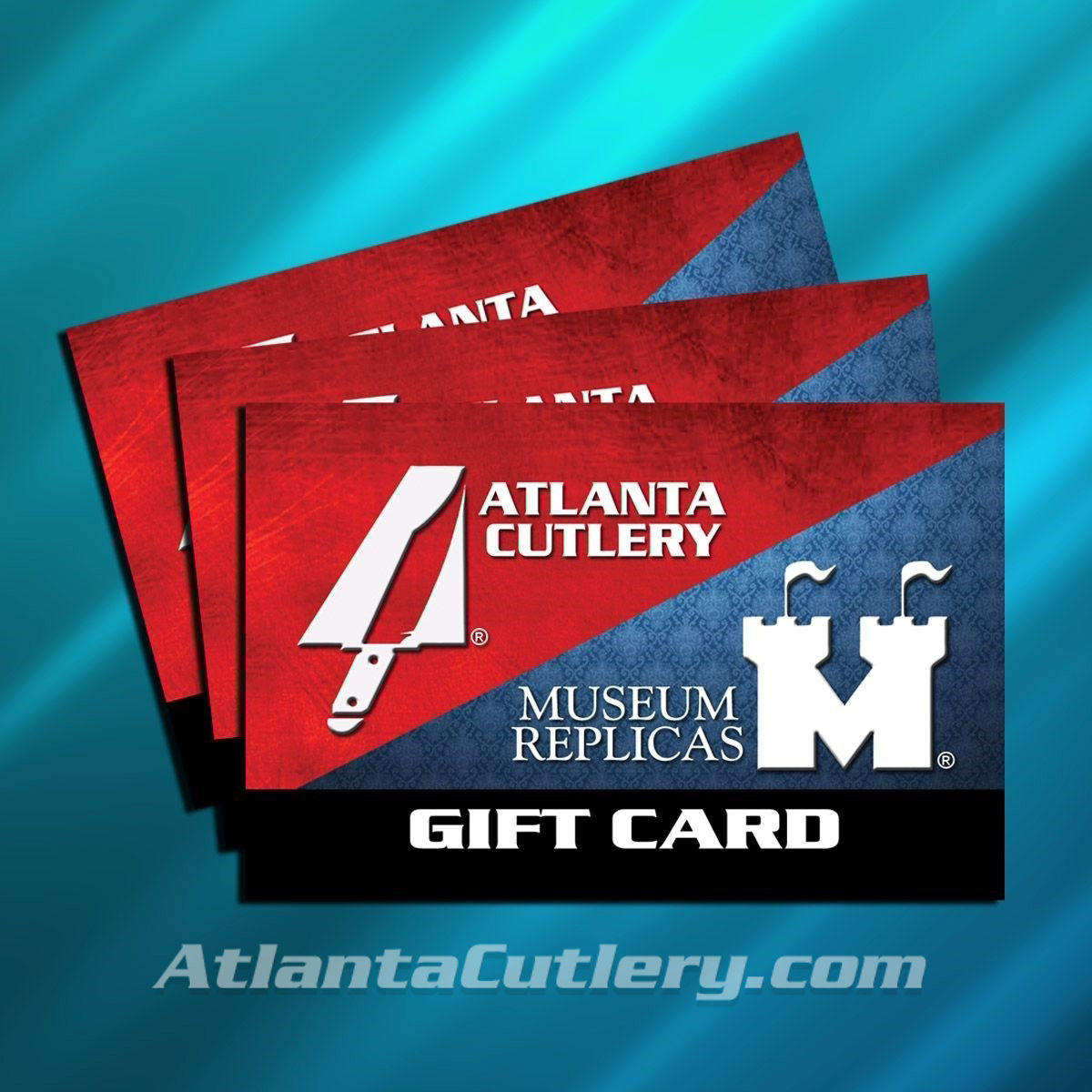 Gift Card of Atlanta Cutlery