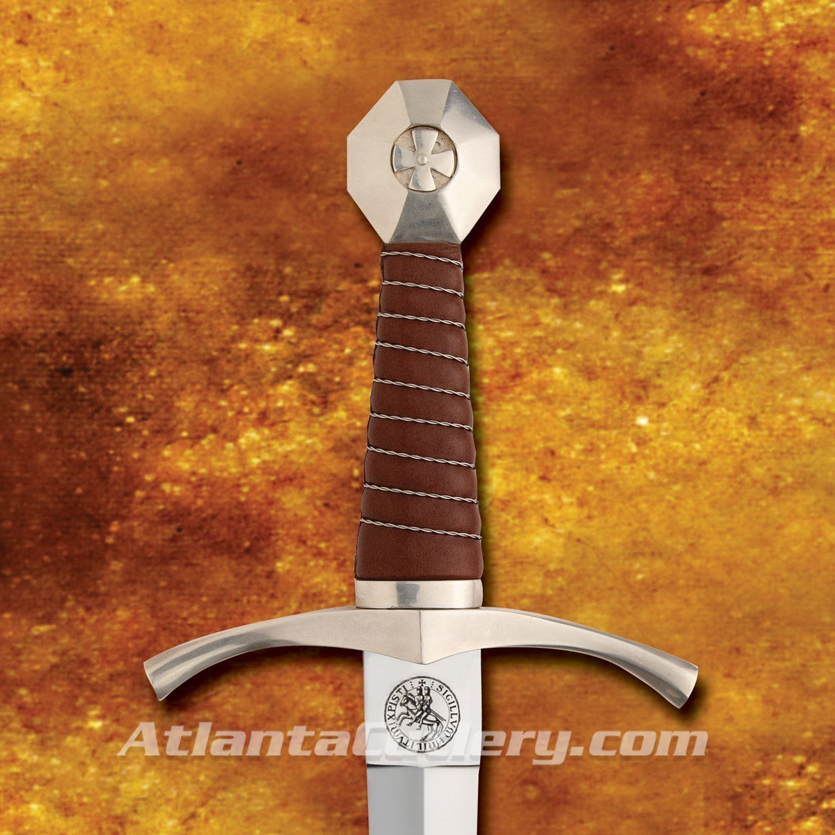 Picture of The Accolade Dagger of the Knights Templar