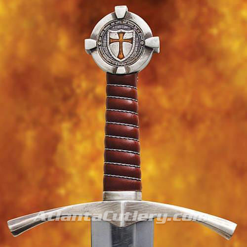Picture of The Accolade Sword of the Knights Templar