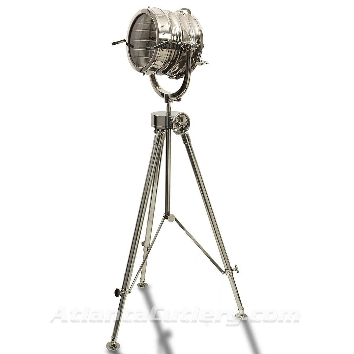 Replicas World War II Signal Lamp on Stand