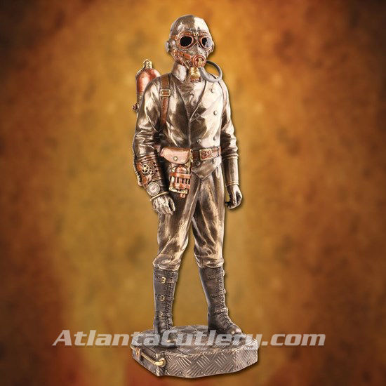 Picture of Aeronaut Statue