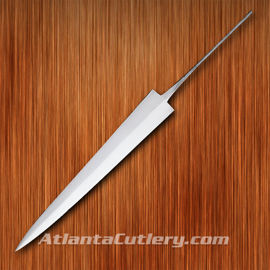 1085 high carbon steel Arkansas Toothpick Blade Blank