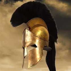 "Picture of ""300"" King Leonidas Helmet"