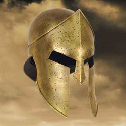 "Picture of ""300"" Spartan Helmet"