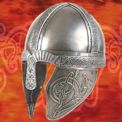 Picture of Embossed Viking Helmet