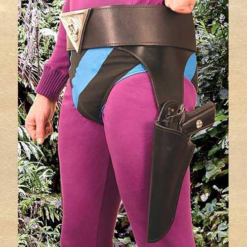 """Picture of """"The Phantom"""" Double Holsters"""