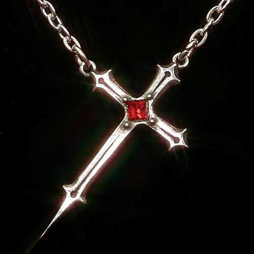 Picture of Croix Sinestre Necklace