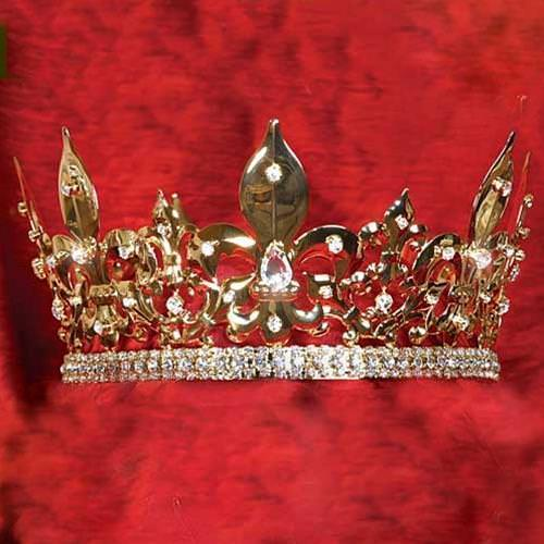 Picture of Gold Kings Crown old