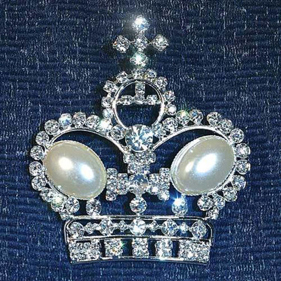 Picture of King's Crown Brooch