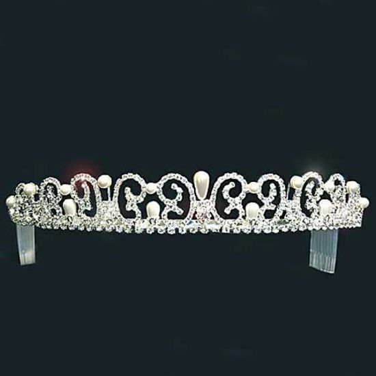 Picture of Pearl Spray Tiara
