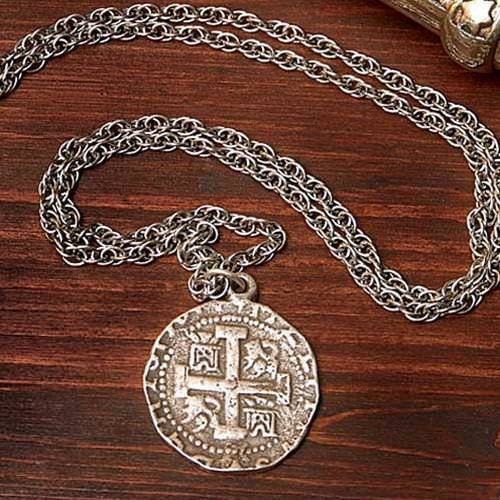 Picture of Pirate Coin Pendant