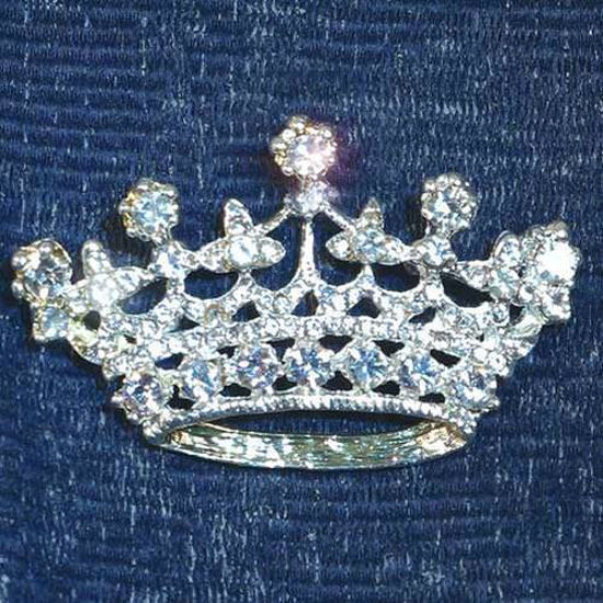Picture of Queen's Crown Brooch