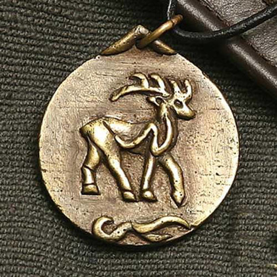 Picture of Celtic Red Deer Pendant