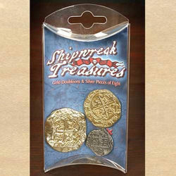 Picture of Shipwreck Pirate Coins